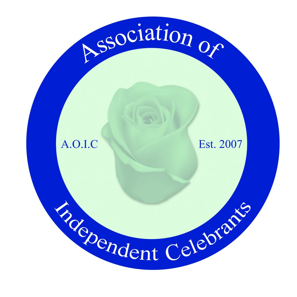 Anne-Marie is a member of the Association of Independent Celebrants