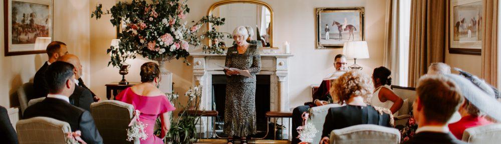 International wedding at Burythorpe House Yorkshire